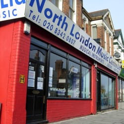 North London Music Centre, London