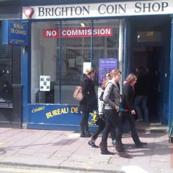 Brighton Coin Shop, Brighton