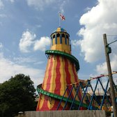 The Helter Skelter at the Black Country Museum