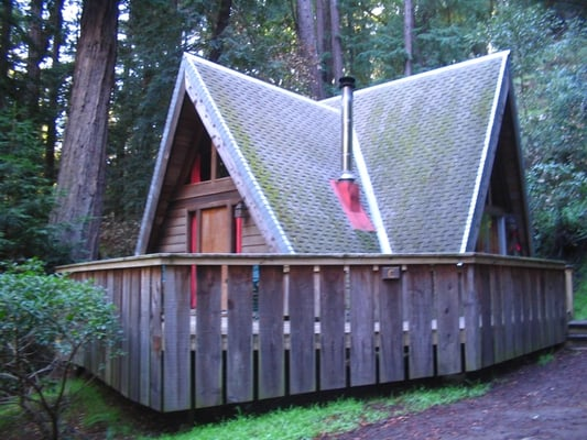 Cheapest big sur cabins for Big sur campground and cabins