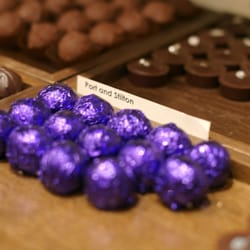 Paul A Young Fine Chocolates, London