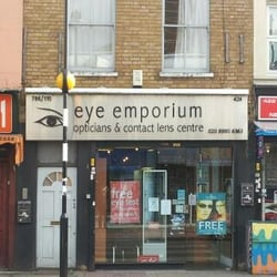 Eye Emporium Opticians, London