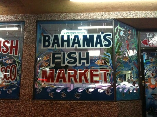 Bahamas fish market seafood markets miami fl yelp for Fish market miami