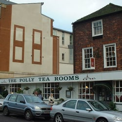 The Polly Tearooms, Marlborough, Wiltshire, UK