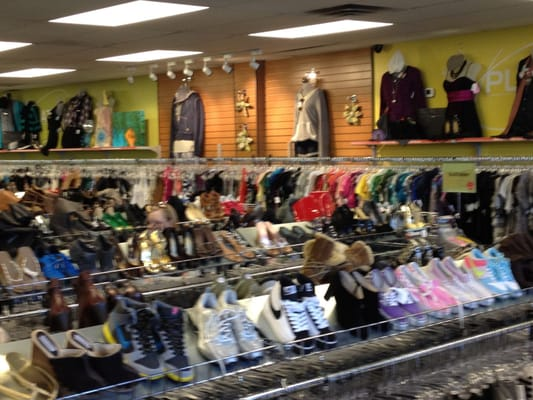Denver clothing stores