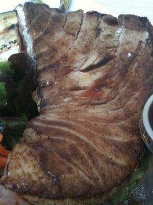 Malibu Fish Grill on Seared Ahi Tuna With Miso Glaze   Yelp