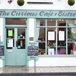 Curious Cafe, Cheltenham, Gloucestershire