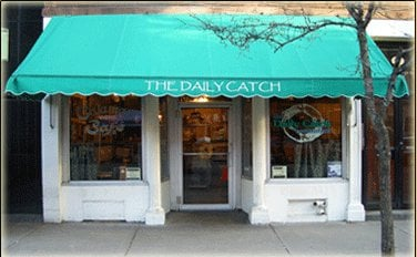 Daily Catch 323 Hanover St Boston Ma Location Hours And Website