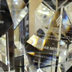 Gillman Mitsubishi San Antonio logo