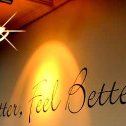 Look Better, Feel Better (interior wall)