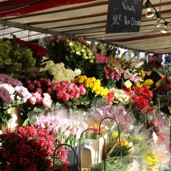 Marché de la Bastille, Paris, France