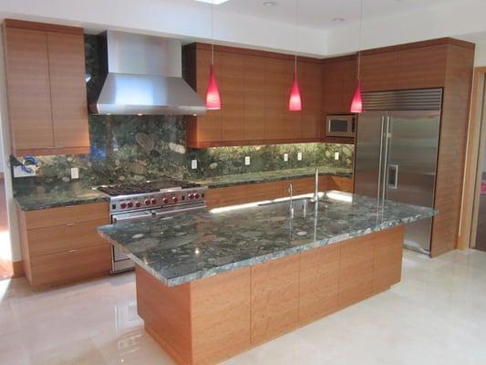 QuarterSawn Cherry Cabinets with Horizontal Grain   Yelp