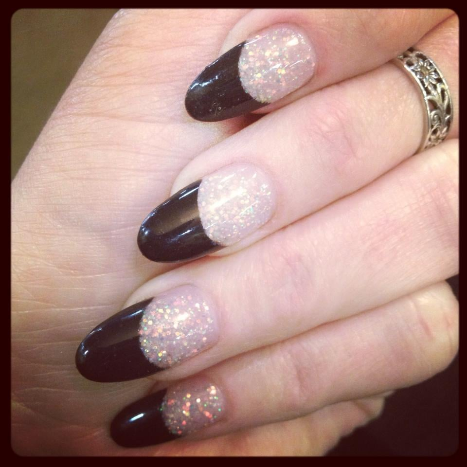 ... pointy nails yelp my new pointy nails craftynail pointy nails designs