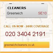 Cleaning services Greenwich, London