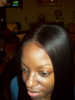Lace Wig Application 113