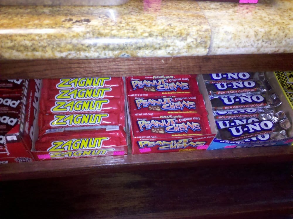U No Candy Bar more old fashioned can...