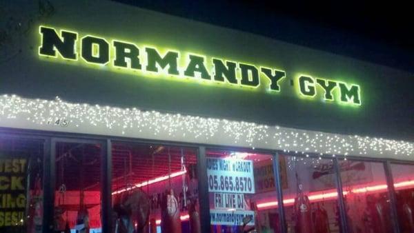 Normandy Gym Miami Beach