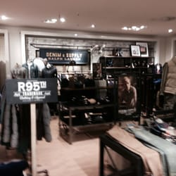 Denim & Supply bei Karstadt