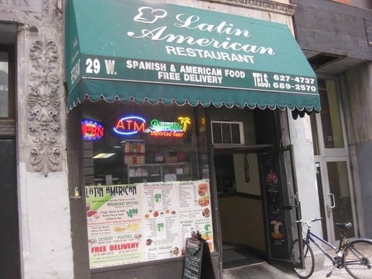 Latin american restaurant latin american flatiron for American cuisine new york