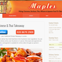 Maples Chinese & Thai Takeaway