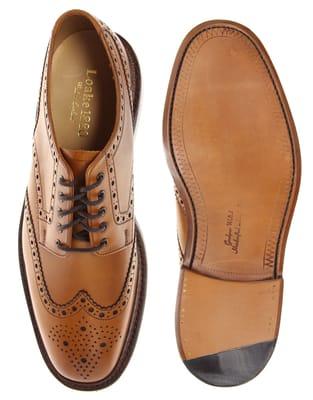 Loake fine English shoes
