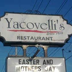 Yacovelli S Restaurant Florissant Florissant Mo Usa Yelp