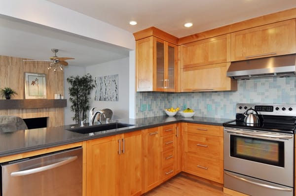 Transitional Style Kitchen | Yelp