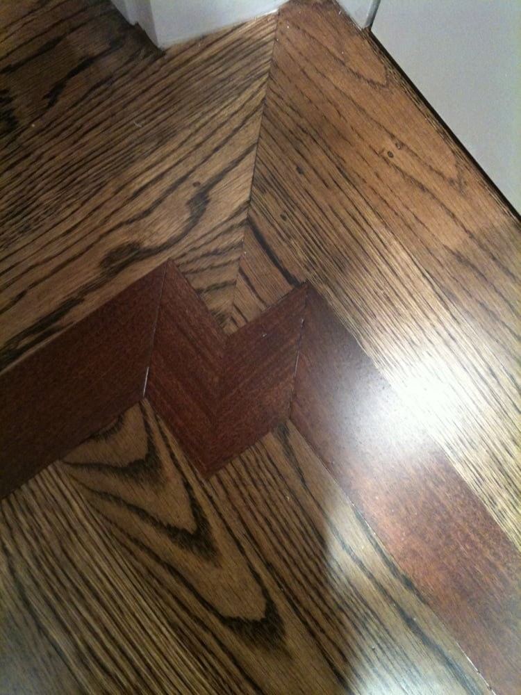 Red Oak Stain Jacobean Yelp