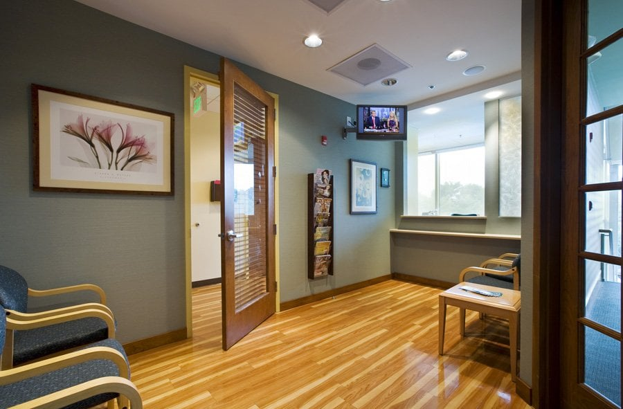 Columbia office waiting room serene colors and calming sounds welcome you to our main office - Fantastic color schemes for serene bedrooms ...