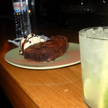 Brownie y kaipiroska.
