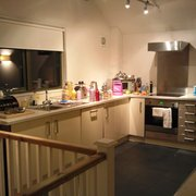 kitchen area, ramsey  lodge