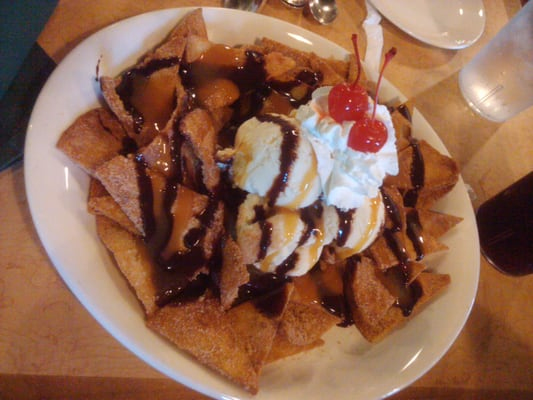 ICE CREAM NACHOS 