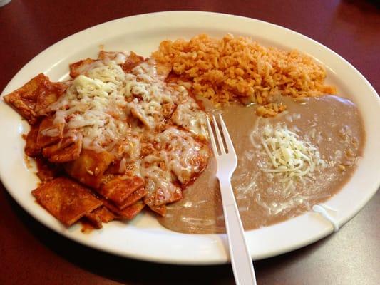 Chilaquiles Rojos | Yelp