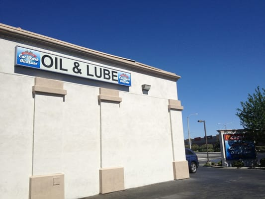 Car Wash And Oil Change Lancaster Ca