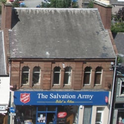 Salvation Army Charity Shop, Stranraer