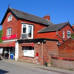Abermule Sub Post Office, Montgomery, Powys
