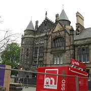 Teviot Row House, Edinburgh, UK