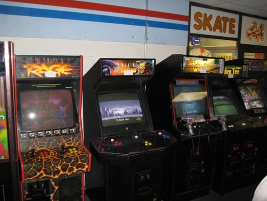 old school arcade games online