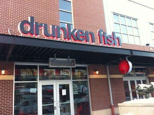Drunken fish central business district kansas city mo for Drunken fish kc