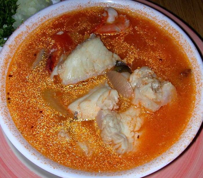 Fish shrimp soup yelp for Fish and shrimp soup