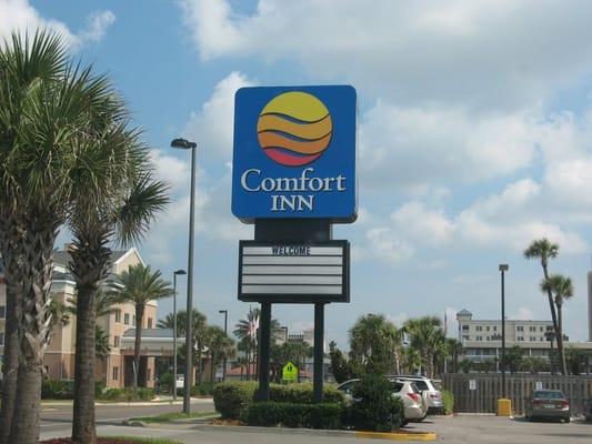 Comfort Inn Jacksonville Fl Beach