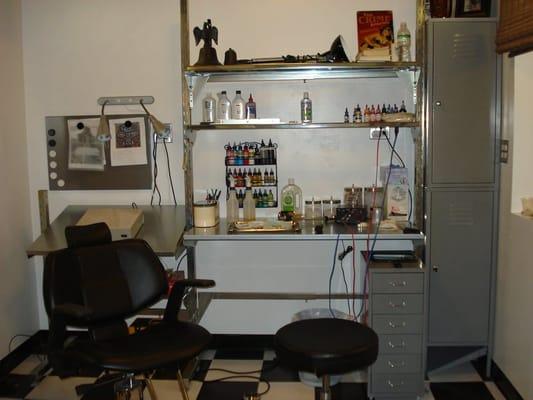 Tattoo Shop Interiors : Joy Studio Design Gallery - Best ...