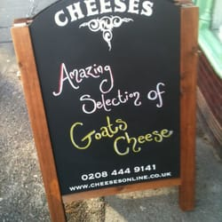 Cheeses, London