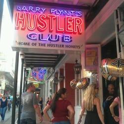 The hustler club new orleans