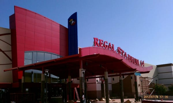 Regal Alamo Quarry Stadium 1 in San Antonio, TX - get movie showtimes and tickets online, movie information and more from Moviefone.