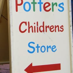 Potters Children Store, Brighton