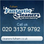 Fulham Cleaners, London