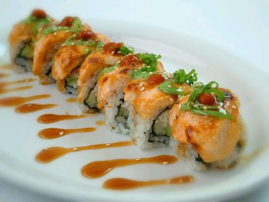 Umi sushi grants pass japanese for Where to buy sashimi grade fish near me