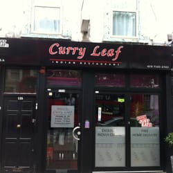 Curry Leaf, London