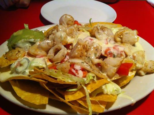 Seafood nachos | Yelp